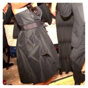 Classic Black Ann Taylor dress